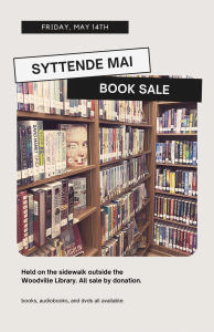 Syttende Mai Book Sale